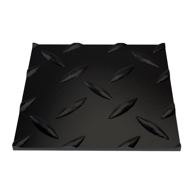 Diamond Rubber Flooring Rubber United