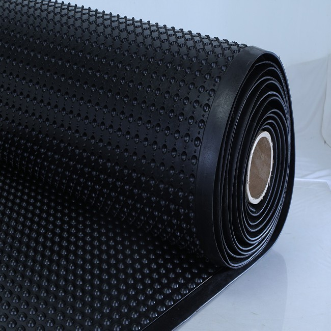 Rubber Anti Fatigue Bubble Mat On Roll Rubber United