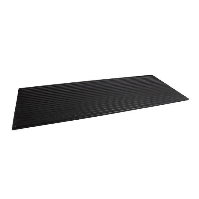 PVC Threshold Ramp Straight 50mm | Rubber United